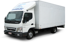 location camion 30m³